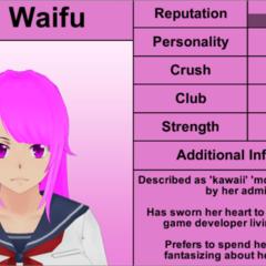 Mai's 1st profile. November 15th, 2015.