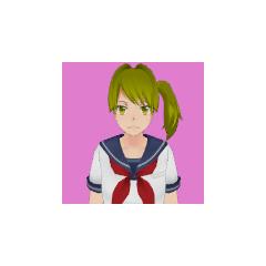 Yuna's 2nd portrait.