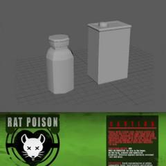 毒老鼠藥,來自影片
