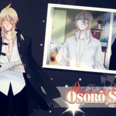 A male version of Osoro (blushing) from the <a rel=