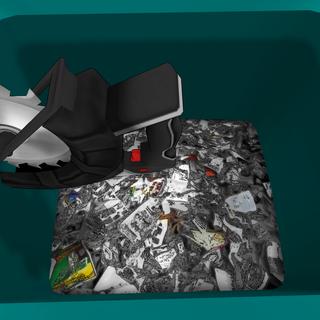 垃圾桶裡的圓鋸 [05/03/2016]