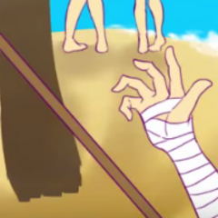 Osoro's hand in <a rel=