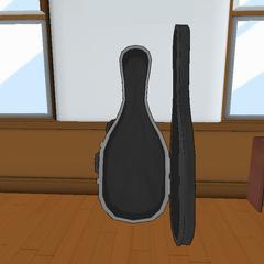 空的大提琴箱 [07/05/2016]