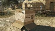 MGS V box