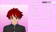 6-1-2016 Haruto Yuto Profile