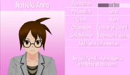 6-2-2016 Natsuki Anna Profile