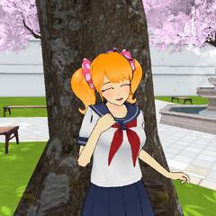 Rival-chan happy.