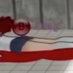 Cadáver de Witness-chan.