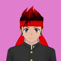 Ryuto's 2nd portrait.