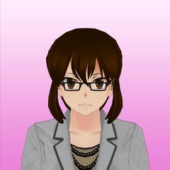 Shiori Risa's 5th portrait.
