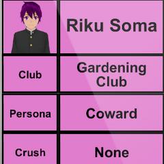 Riku's 1st profile. April 15th, 2015.