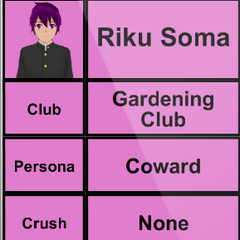 Riku的第一版個人資料 [15/04/2015]