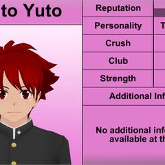 Nono perfil de Haruto.