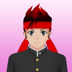Quarto retrato de Ryuto.