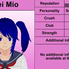 Sétimo perfil de Mei.