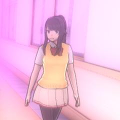 Yandere-chan in Female Uniform #3.