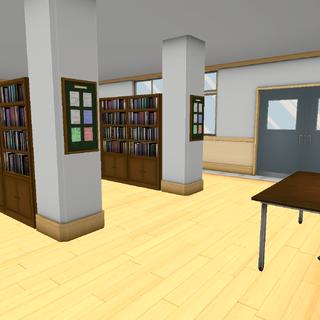 相同的圖書館,不同的角度