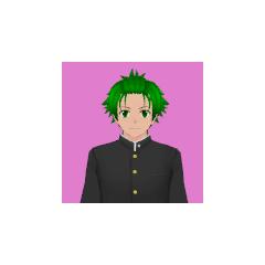 Hayato's 3rd portrait.