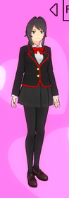 Yandere-chan Uniform 5 April