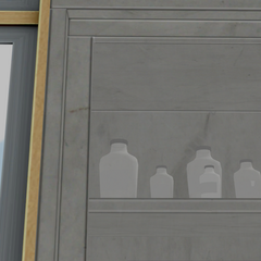 Poison on the shelf at the second version of Akademi High.