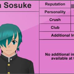 Sora's 4th profile. November 1st, 2015.