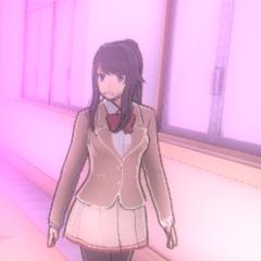 Yandere-chan in Female Uniform #4.