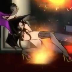 擊敗Dracula-chan