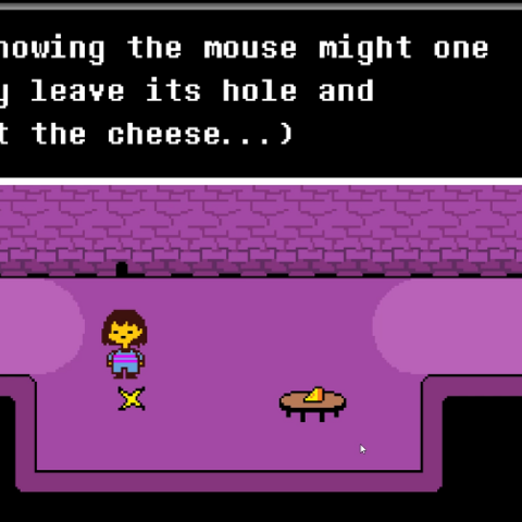 Determination in <i>Undertale</i>.