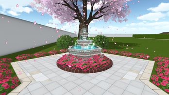 1-3-2017 Small fountain