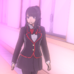 Yandere-chan in Female Uniform #5.