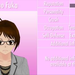 Rino's 8th profile. June 1st, 2016.