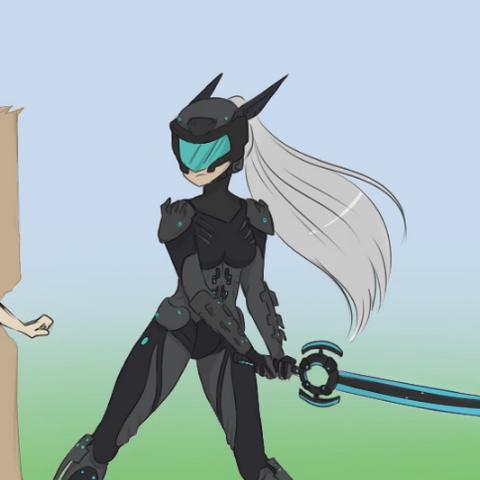 Cyborg Mode在影片<a rel=