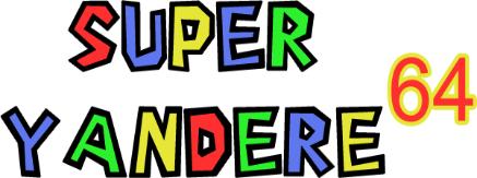 Arquivo:SuperYandere64Logo.png
