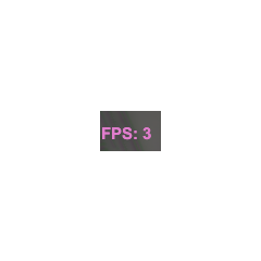 Low frame rate. January 15th, 2016.