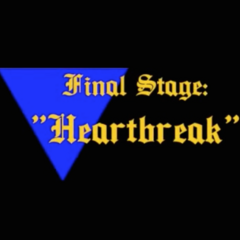 The final stage art.