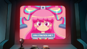 You paused me-Giffany