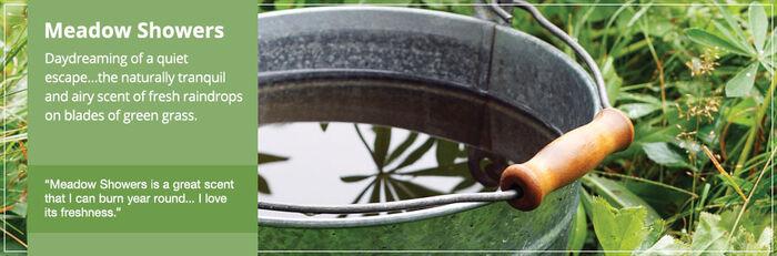 20150328 Meadow Showers Frag Fam Banner yankeecandle com