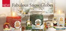 20141120 Snow Globe Banner yankeecandle co uk email