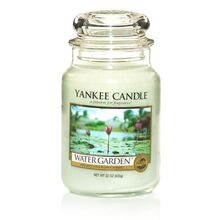 20150305 Water Garden Lrg Jar yankeecandle com