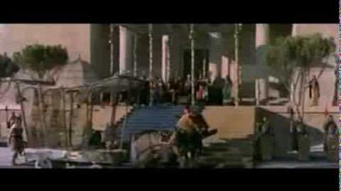 Solomon and Sheba Movie Trailer