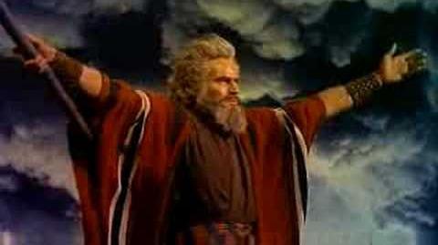The Ten Commandments - Movie Trailer