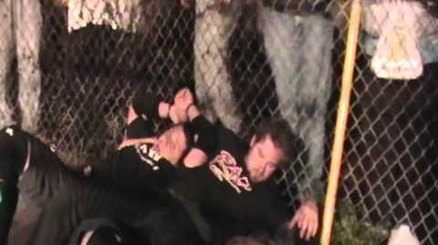 BXW Goodbye 2011 Day 2 - Rad Hazard Vs Mike Damage (Angle 1)