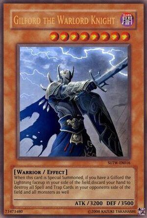 Gilford the Warlord Knight