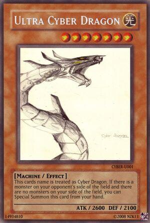 Ultra Cyber Dragon