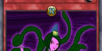 The Great Fiber Vine Lady Monster Takita