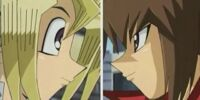 Yugi VS Jaden - BATTLE!