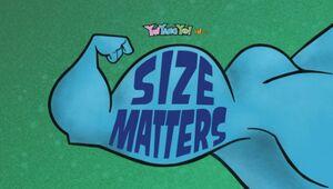 232b - Size Matters