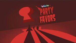 201b - Party Favors