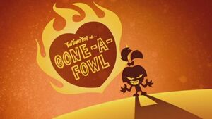 210 - Gone-A-Fowl