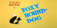 Foxy Hound-Dog